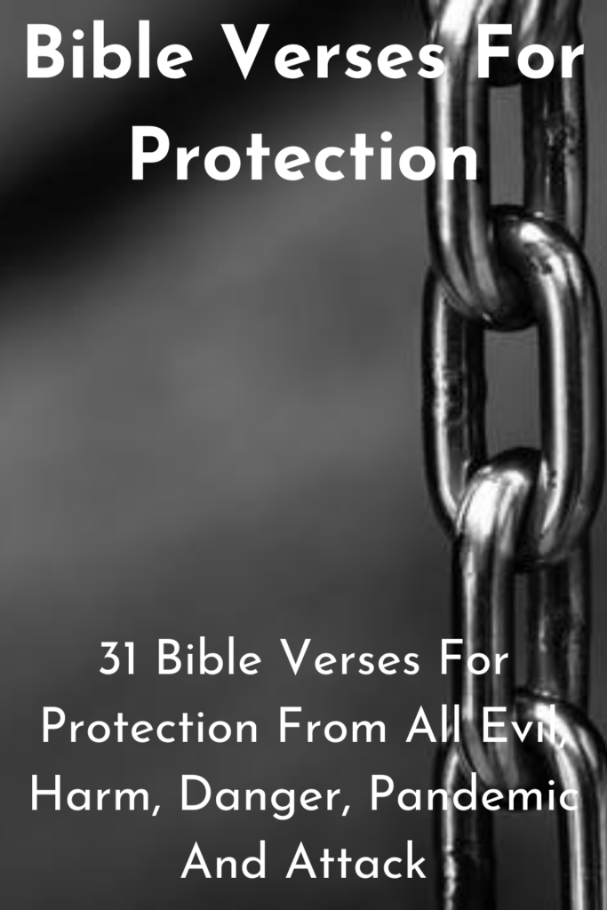 Bible Verses For Protection
