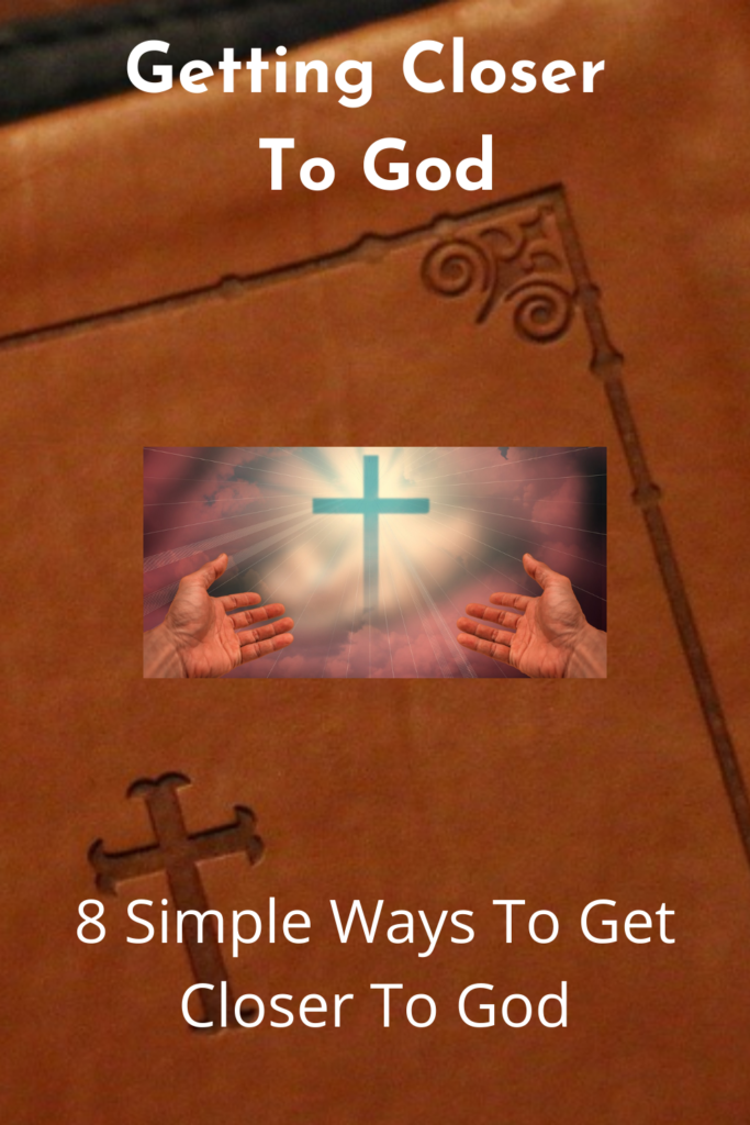 Getting Closer To God