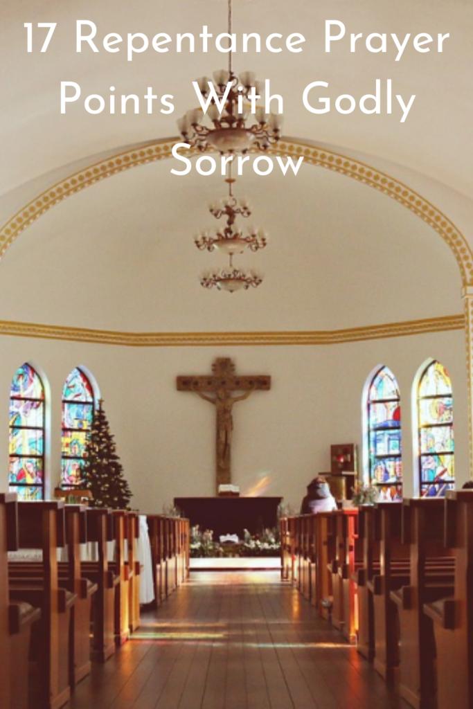 Repentance Prayer Points