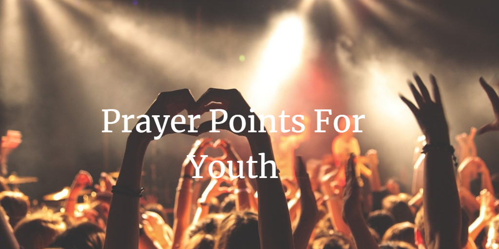 prayer points for youth